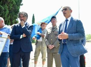 206 Friulani nel Mondo. Cerimonia a Redipuglia 29-07-2018. © Foto Petrussi