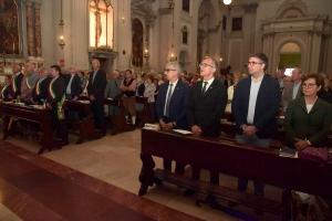 Tolmezzo 28 Luglio 2019. XVI Convetion Friulani nel Mondo. © Foto Petrussi
